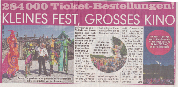Kleines Fest Press
